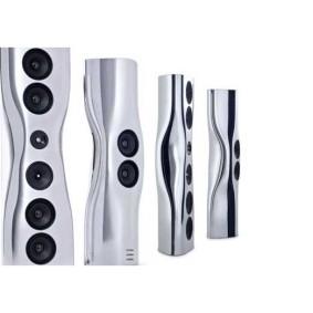 Karan Acoustics и KEF Muon