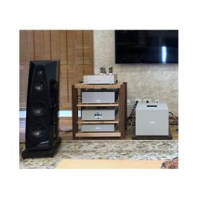 Pilium Audio, Taiko, Lampizator, Rockport