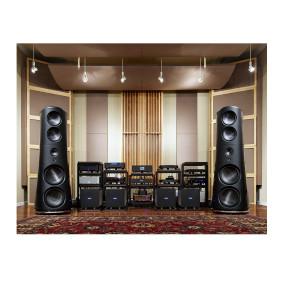 Усилители Pilium Audio в штаб-квартире компании MAGICO